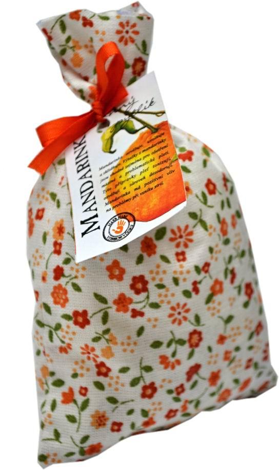 Botanico-bylinkový sáček mandarinka