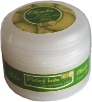 BELEA - krém na mastnou pleť 50 ml / okurek