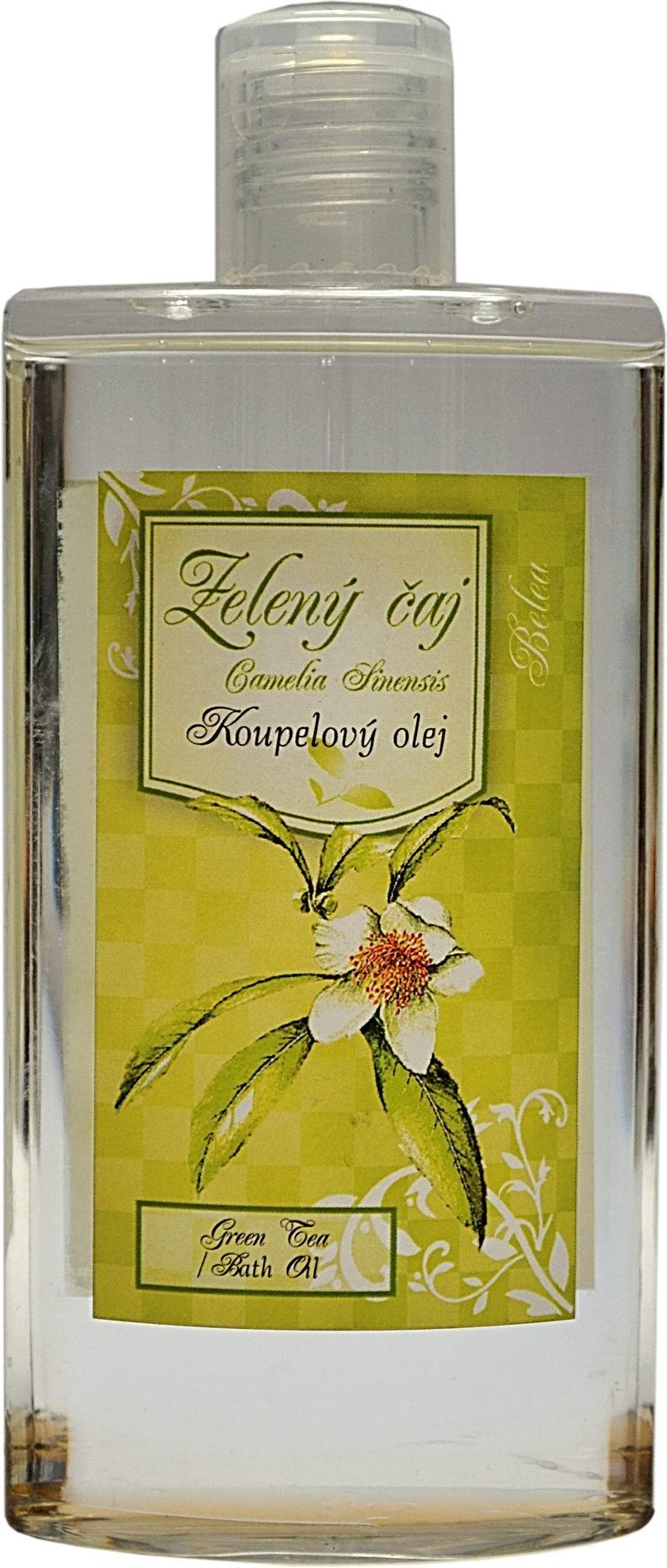 Koupelový olej zelený čaj 250ml