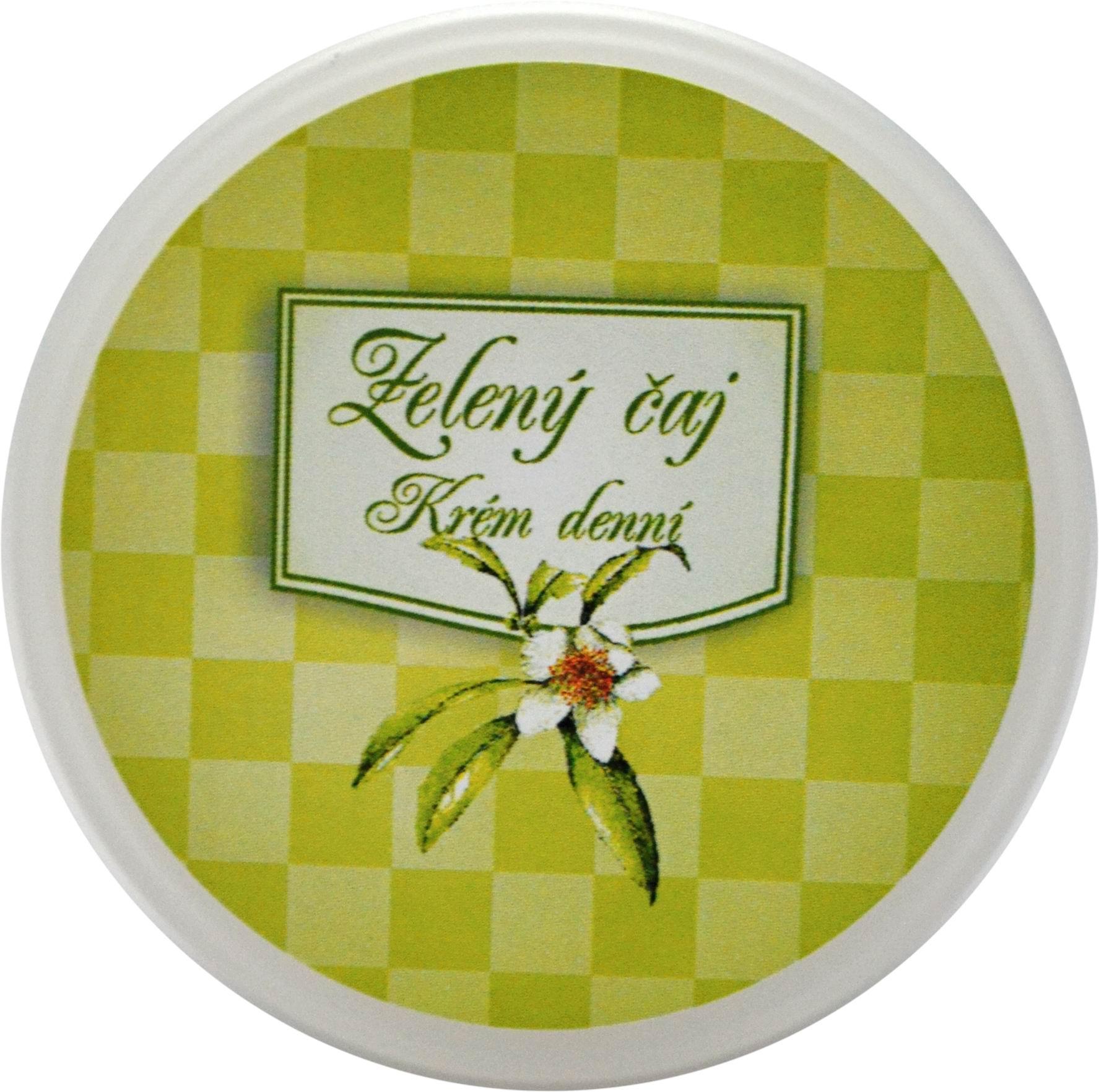 Pleťový krém denní hydratační zelený čaj 50ml