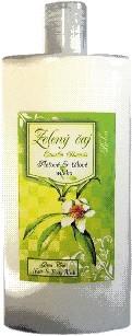 Pleťové a tělové mléko zelený čaj 250ml