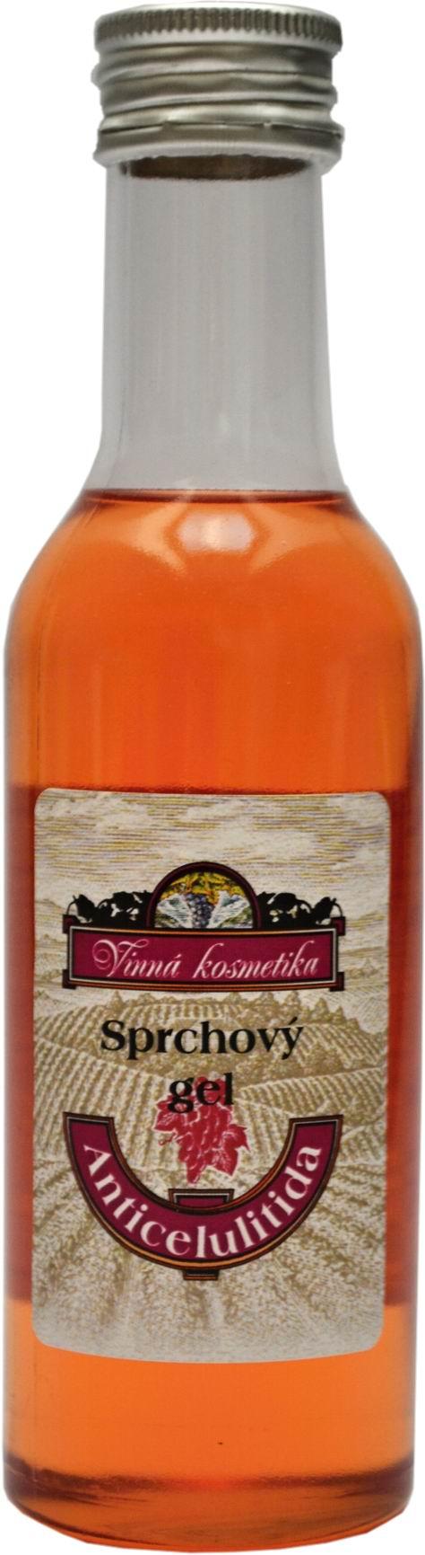 Sprchový gel s vínem 185ml