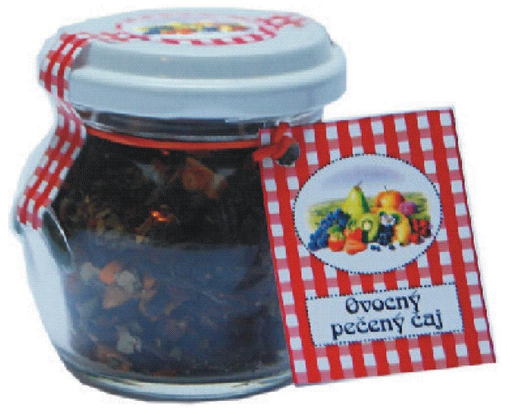 Pečený čaj 145 ml