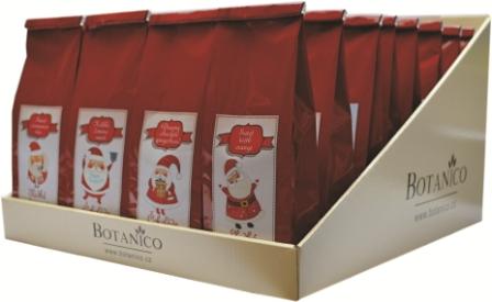 Santa klaus kolekce-v displeji 32 ks čajů 4 druhy po 8ks