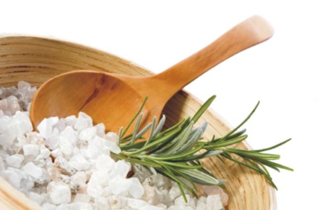 Koupelová sůl mandarinka 1 kg