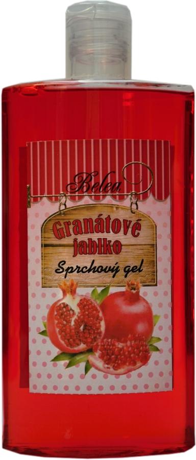 Sprchový gel granátové jablko 250ml