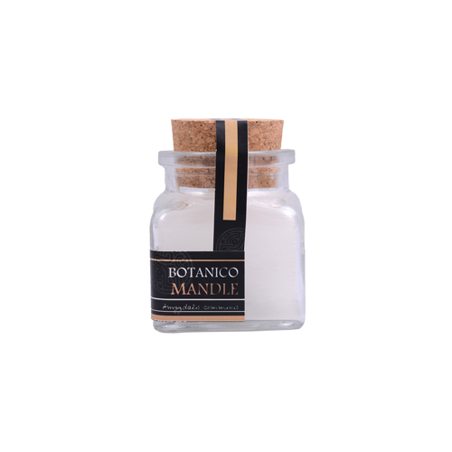 BOTANICO kalamař s korkrem aroma svíce-bílá mandle 100ml