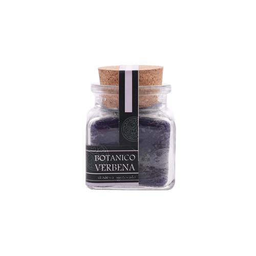 BOTANICO kalamář s korkem aroma svíce-fialová verbena 100ml