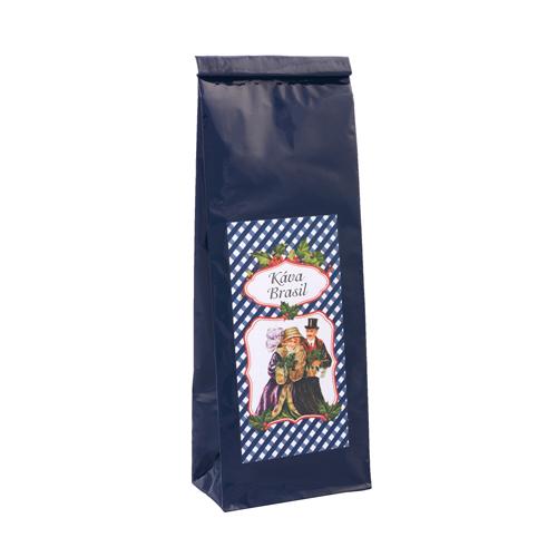 Vánoční káva, 100% arabica, Brasil, sáček 50g