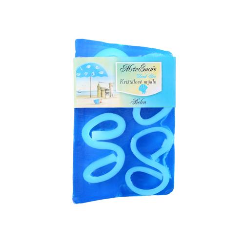 Křišťálové mýdlo s vruty se solí z Mrtvého moře 150g