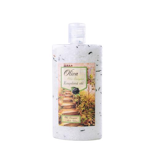 Koupelová sůl oliva 250ml