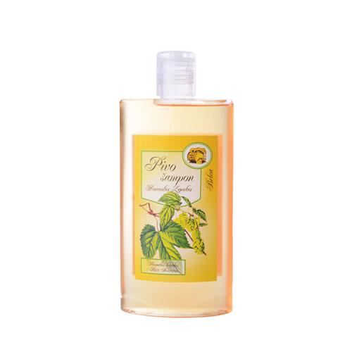 Pivní šampon pro muže 250 ml s pravým moravským pivem a sladovým extraktem