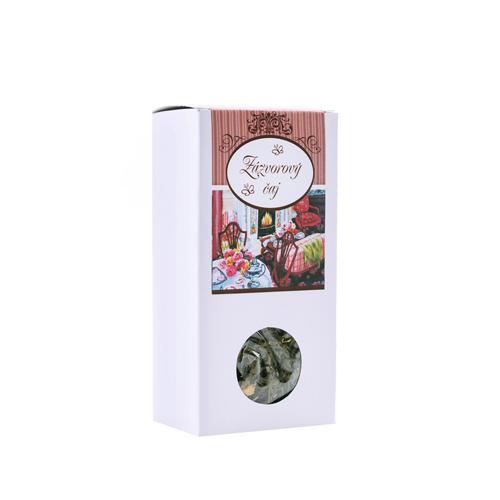 Zázvorový čaj / zelený čaj aromatizovaný / 70 g