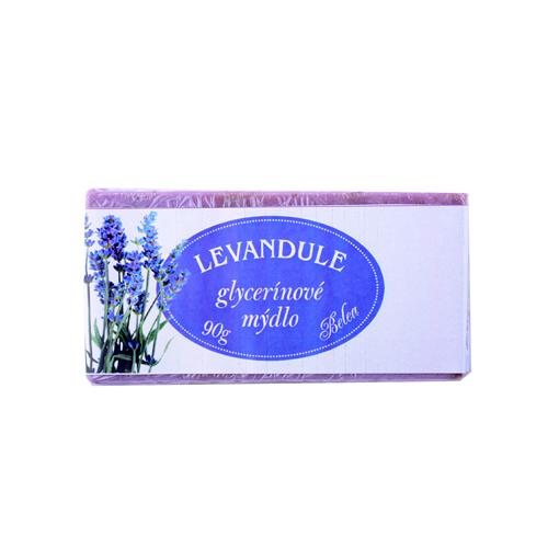 Glycerínové mýdlo levandule 90 g