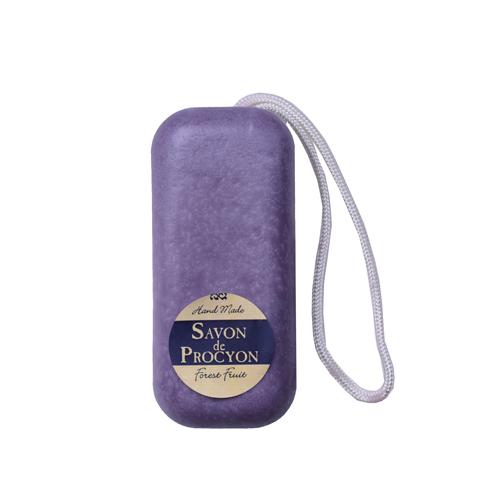 Glycerínové mýdlo se závěsem lesní ovoce 200 g