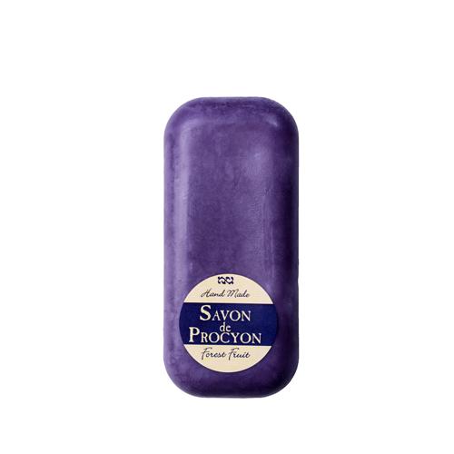Glycerínové mýdlo bez závěsu lesní ovoce-200g