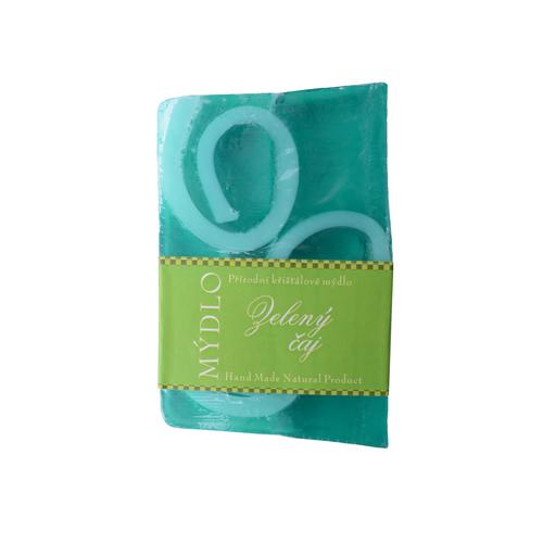 zelený čaj mozaika bíle vruty-100g