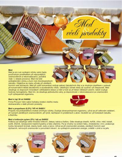 49_Včelí produkty