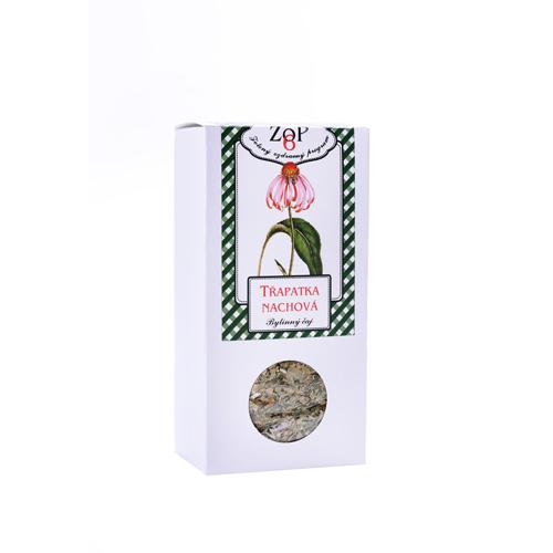 Bylinný čaj s třapatkou nachovou 50g krabička s okénkem