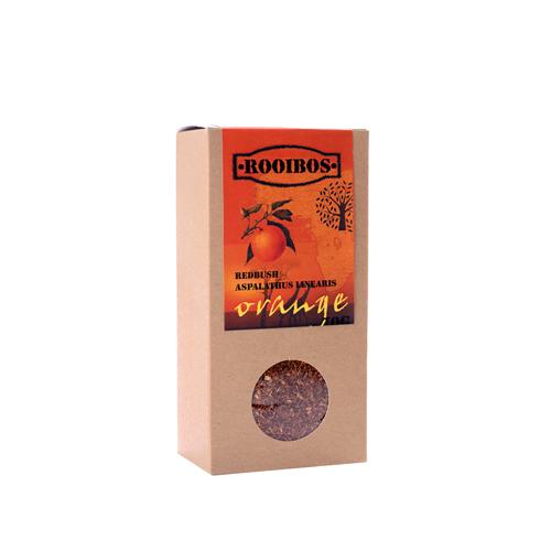 Bylinný čaj - ROOIBOS ORANGE - krabička 70g