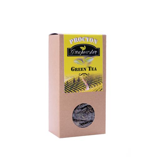 Zelený čaj - GUNPOWDER - krabička 100g