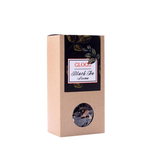 Černý čaj aroma - GLOGG- krabička 70g