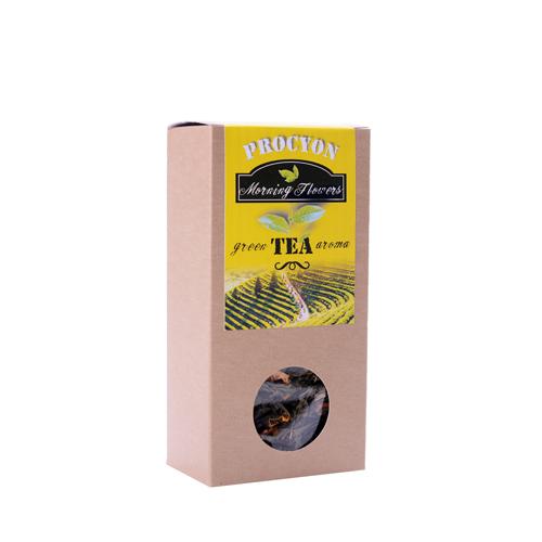 Zelený čaj aroma - MORNING FLOWERS - krabička 70g