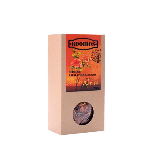 Bylinný čaj - ROOIBOS SOUTH AFRICA - krabička 70g