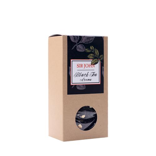 Černý čaj aroma - SIR JOHN - krabička 70g