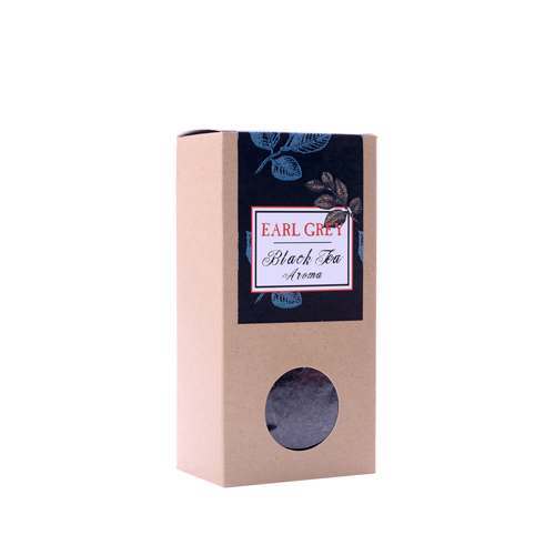 Černý čaj aroma - EARL GREY - krabička 70g