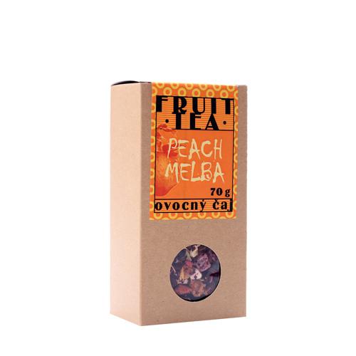 Ovocný čaj / PEACH MELBA / krabička 70g