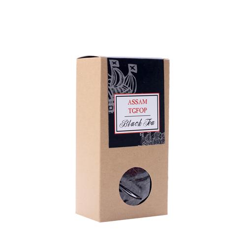 Černý čaj - ASSAM TGFOP - Tippy Golden Flowery Orange Pekoe - krabička 70g