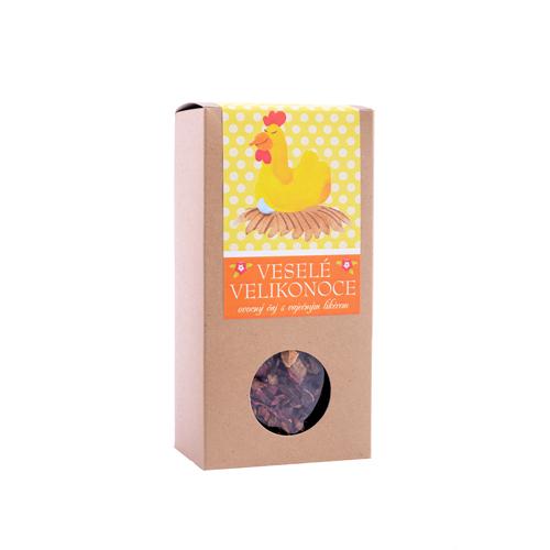 Veselé Velikonoce ovocný čaj aroma 70g