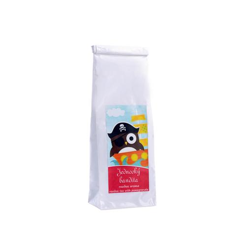 Jednooký bandita -bylinný aroma čaj-rooibos70g