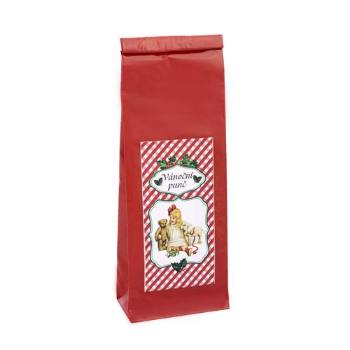 Vánoční punch, ovocná směs, aroma, sáček 70g