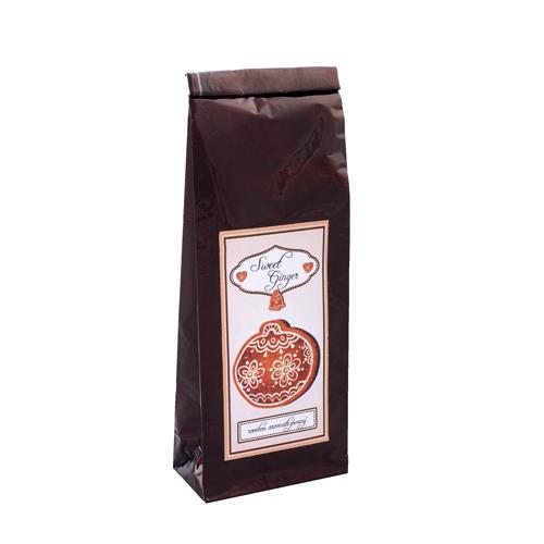 Sweet ginger -70g rooibos bylinný aromatizovaný čaj
