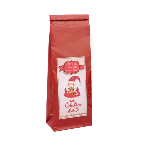 Dreamy chocolate -čokoláda a skořice-70g ovocný aromatizovaný čaj
