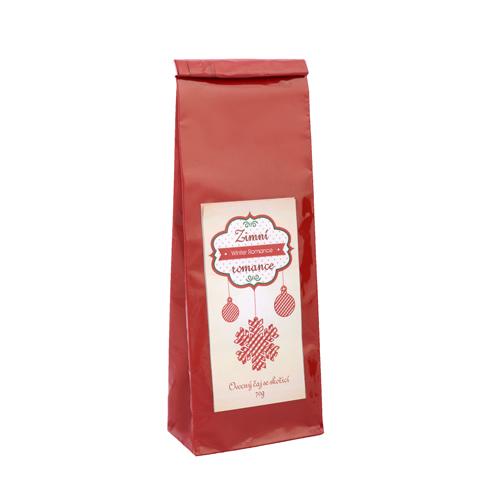 Zimní romance -70g ovocný aromatizovaný čaj