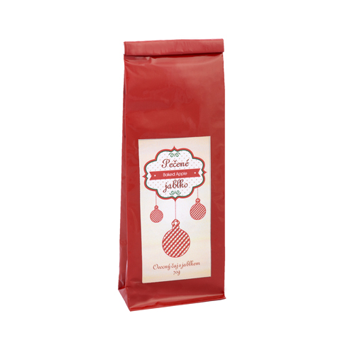 Pečené jablko-70g ovocný aromatizovaný čaj