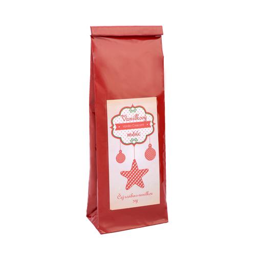 Vanilkový měsíc -70g rooibos bylinný aromatizovaný čaj