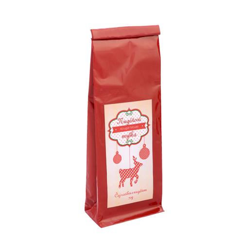 Nugátová myška  -70g rooibos bylinný aromatizovaný čaj