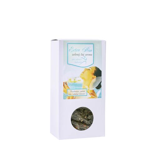 Zelený čaj aroma - ULTRA SLIM - krabička 70g