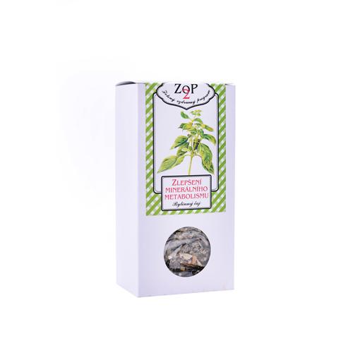 Bylinný čaj ZOP 2 minerální - krabička s okénkem 40g