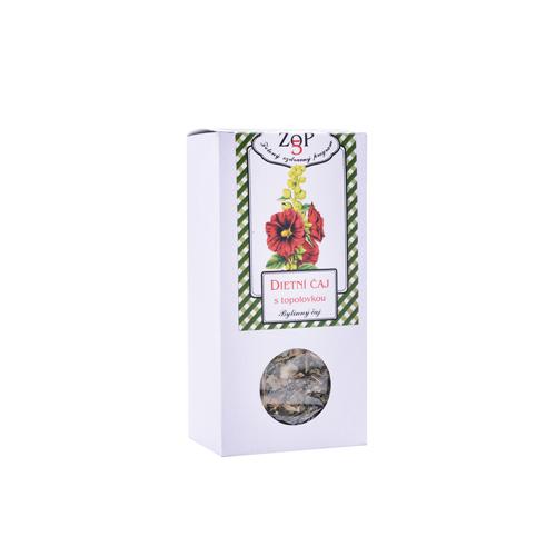 Bylinný čaj ZOP 5 dietní - krabička s okénkem 40g