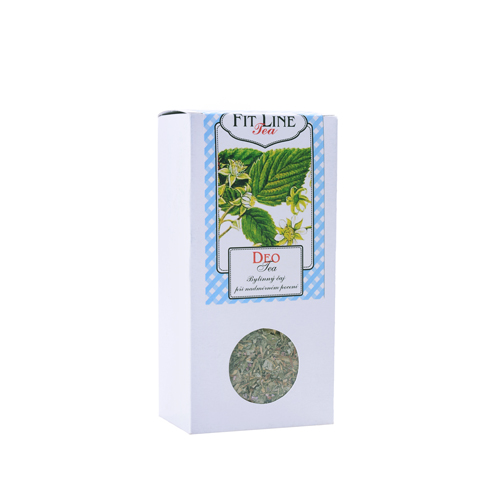 DEO tea - krabička s okénkem 50g