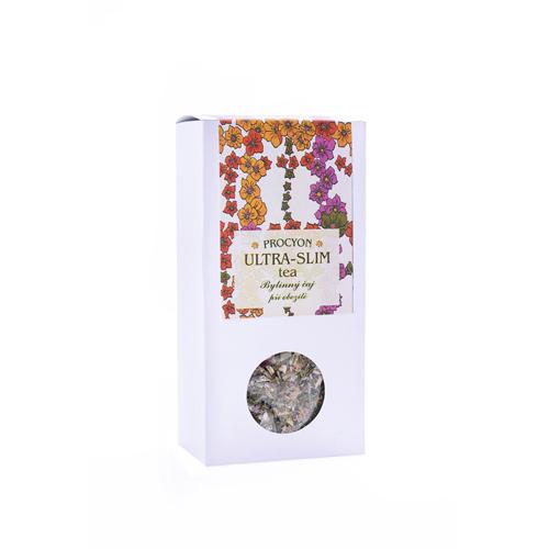 ULTRA-SLIM tea - krabička s okénkem 50g