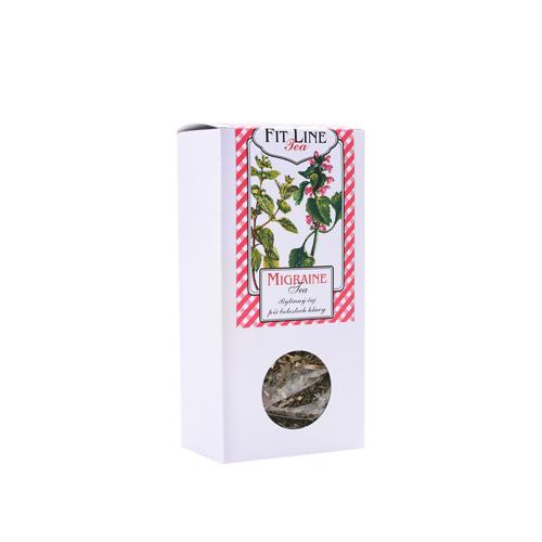 MIGRAINE tea - krabička s okénkem 50g