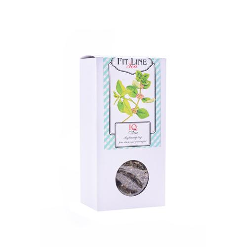 IQ tea - krabička s okénkem 50g