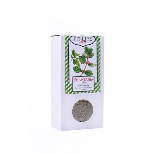 PHANTASIA tea - krabička s okénekem 50g