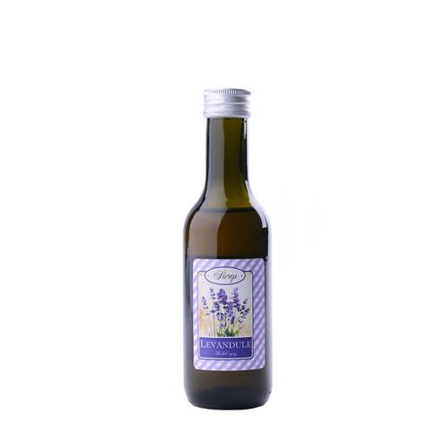 Bylinný sirup / Levandule -uklidnění 185 ml